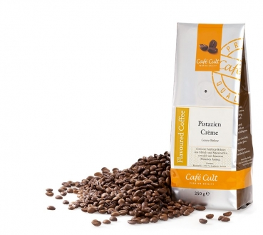 Pistazien Creme (1kg Flavoured coffee)