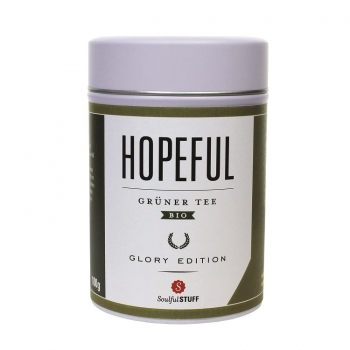 "Soulful Stuff ""Hopeful"" (Aromatisierter Grüner Bio Tee)"