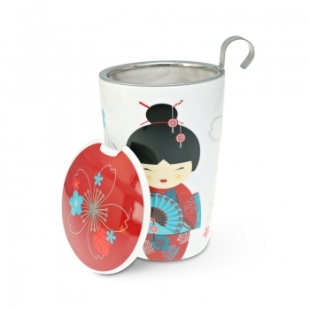 "TEAEVE® ""Little Geisha Red"""
