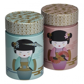 "2er Dosen-Set ""New Little Geisha"" (max. 150g)"
