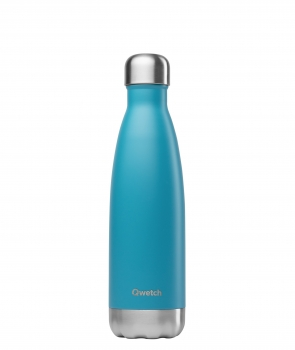 "Qwetch Thermosflasche ""Türkis"" (500ml)"