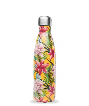 "Qwetch Thermosflasche ""Tropical hell"" (500ml)"