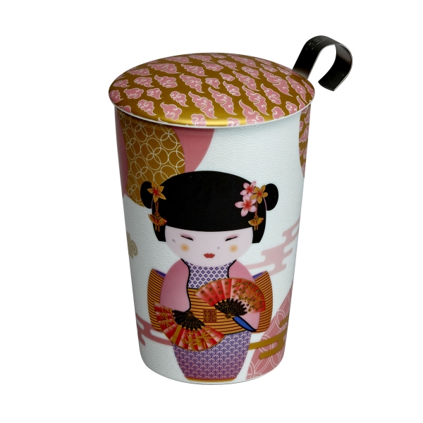 "TEAEVE® New Little Geisha ""Rose"""